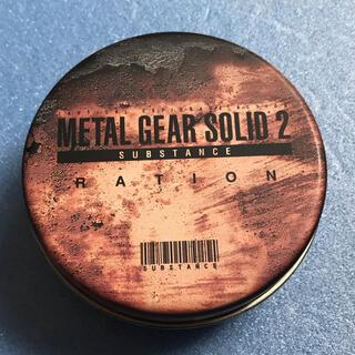 コナミ(KONAMI)のメタルギアソリッド2のレーション缶(ゲームキャラクター)