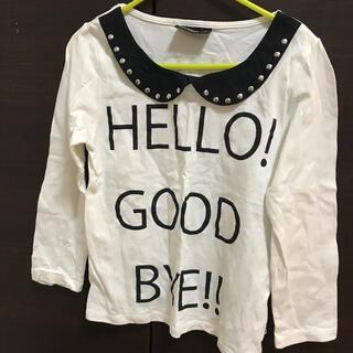 チャビーギャング(CHUBBYGANG)のCHUBBYGANG  シャツ 110cm(Tシャツ/カットソー)