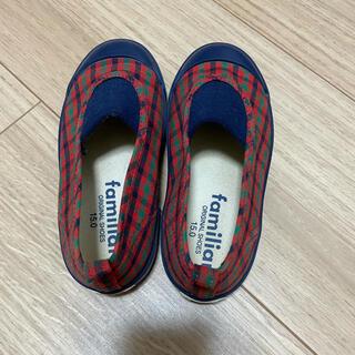 ファミリア(familiar)のfamiliar  靴(その他)