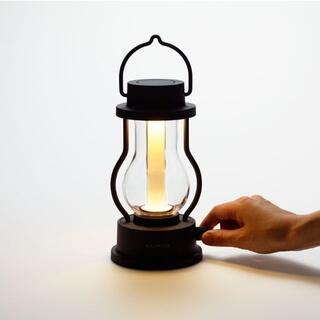 新品 バルミューダ The Lantern L02A-BK ブラック保証書付