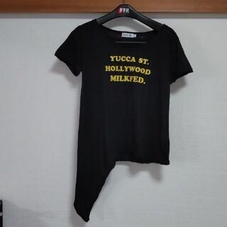 ミルクフェド(MILKFED.)の新品 ミルクフェド 半袖Tシャツ(Tシャツ(半袖/袖なし))
