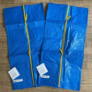 イケア(IKEA)のFRAKTA フラクタ XL 2枚 トロリー用(エコバッグ)