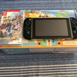 Nintendo Switch - スイッチ あつまれどうぶつの森 限定