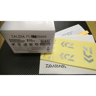 DAIWA - ダイワ 21 カルディア FC LT 2000S