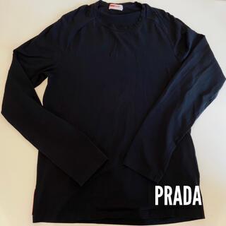 プラダ(PRADA)のPRADA メンズTシャツ ロンT(Tシャツ/カットソー(七分/長袖))