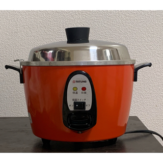 大同電鍋 万能炊飯器 6合(炊飯器)
