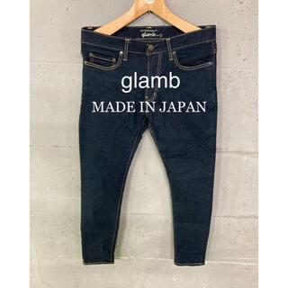 glamb - 美品!glamb スーパーストレッチスキニーパンツ!日本製!