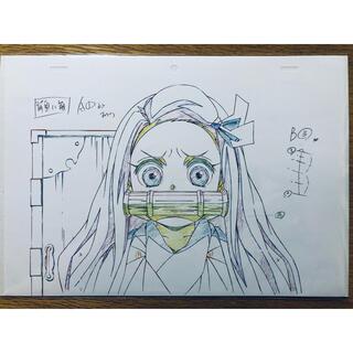 ufotable 限定特典 鬼滅の刃 無限列車編 A4 複製原画 竈門禰豆子(その他)