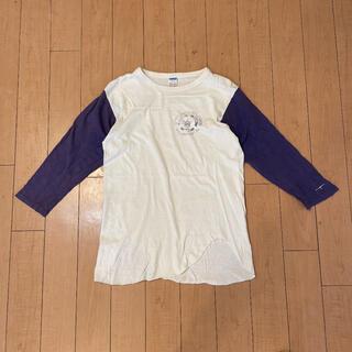 チャンピオン(Champion)の超希少 70s ビンテージ USA製 チャンピオン ベースボール Tシャツ(Tシャツ/カットソー(七分/長袖))