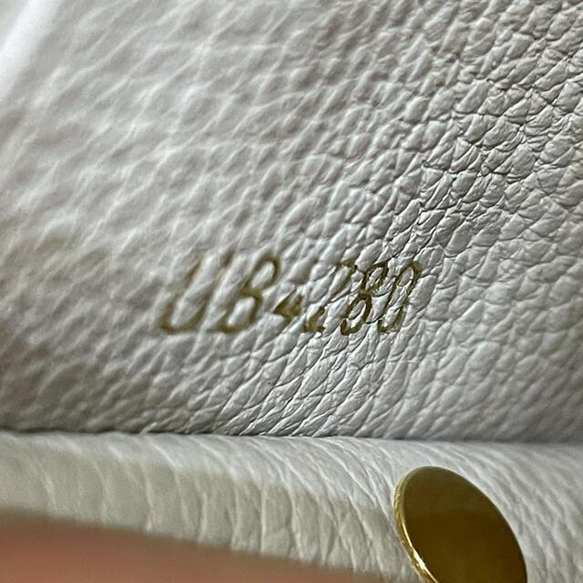 LOUIS VUITTON(ルイヴィトン)のルイヴィトン ポルトフォイユ・ロックミニ コンパクトウォレット レディースのファッション小物(財布)の商品写真