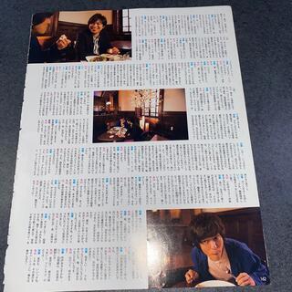 ジャニーズ(Johnny's)のMyojo 切り抜き 加藤シゲアキ 丸山隆平(アート/エンタメ/ホビー)
