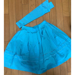 ドーリーガールバイアナスイ(DOLLY GIRL BY ANNA SUI)のドーリーガールバイアナスイ スカート(ひざ丈スカート)
