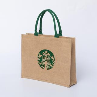 Starbucks Coffee - スターバックス麻バック※海外限定
