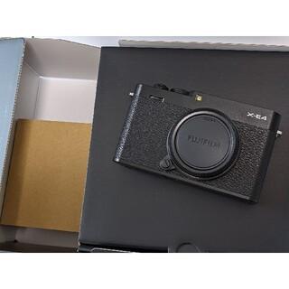 富士フイルム - FUJIFILM X-E4 Black