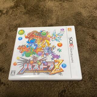 ニンテンドー3DS(ニンテンドー3DS)の任天堂3DS(パズドラZ)(家庭用ゲームソフト)