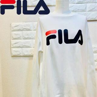 FILA - FILA メンズ 長袖Tシャツ