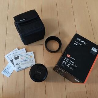 SONY - 極美品 FE 35mm F1.4 GM SEL35F14GM