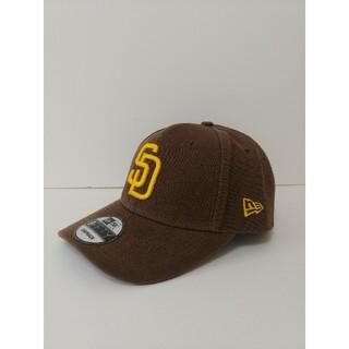 NEW ERA - 新品 未使用品 NEW ERA製 キャップ MLB サンディエゴ パドレス