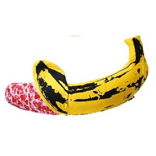 アベイシングエイプ(A BATHING APE)のBATHING APE メディコム トイ ウォーホル バナナ クッション ピロー(その他)