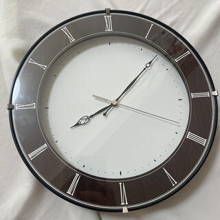 木調 掛け時計 (掛時計/柱時計)