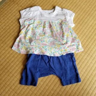 ニシマツヤ(西松屋)の西松屋 Tシャツ&レギンス 60~70size(Tシャツ)
