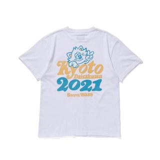 シークレットベース(SECRETBASE)のVERDY 京都大作戦 コラボTシャツ Lサイズ 2021年 ver.(Tシャツ/カットソー(半袖/袖なし))