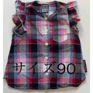 ラゲッドワークス(RUGGEDWORKS)の☆16☆  ラゲッドワークスのサイズ90の服(Tシャツ/カットソー)