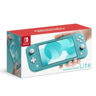 Nintendo Switch - 新品未開封 Nintendo Switch Lite ターコイズ