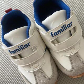 familiar - ファミリア スニーカー 14.0