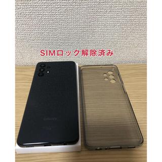 Galaxy - Galaxy A32 5G SCG08 SIMロック解除済み