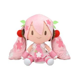 セガ(SEGA)の新品 桜ミク どでかジャンボぬいぐるみ(ぬいぐるみ)