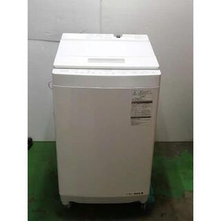 東芝 2017年製 8KG 中古洗濯機 2106081425