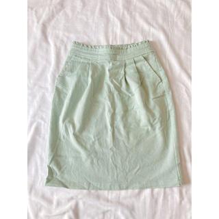 オリーブデオリーブ(OLIVEdesOLIVE)のOlivedesOlive スカート (ひざ丈スカート)
