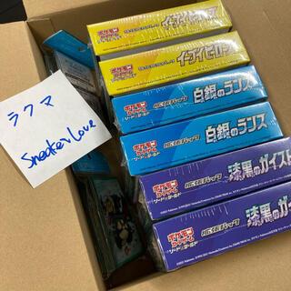 ポケモン - ポケモンカード 6box