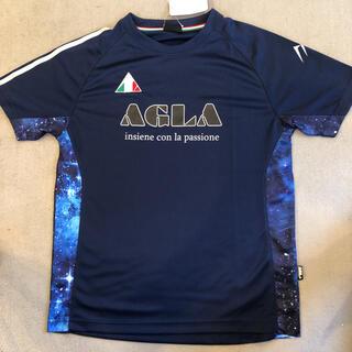 アスレタ(ATHLETA)のアグラ AGLA プラシャツ サイズS 新品タグ付き フットサル イタリア(ウェア)