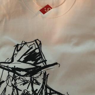 ヨウジヤマモト(Yohji Yamamoto)のyohji yamamoto supreme tee(Tシャツ/カットソー(半袖/袖なし))