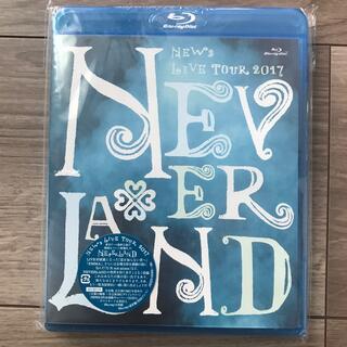 ニュース(NEWS)のNEWS NEVERLAND Blu-ray 未使用(アイドル)
