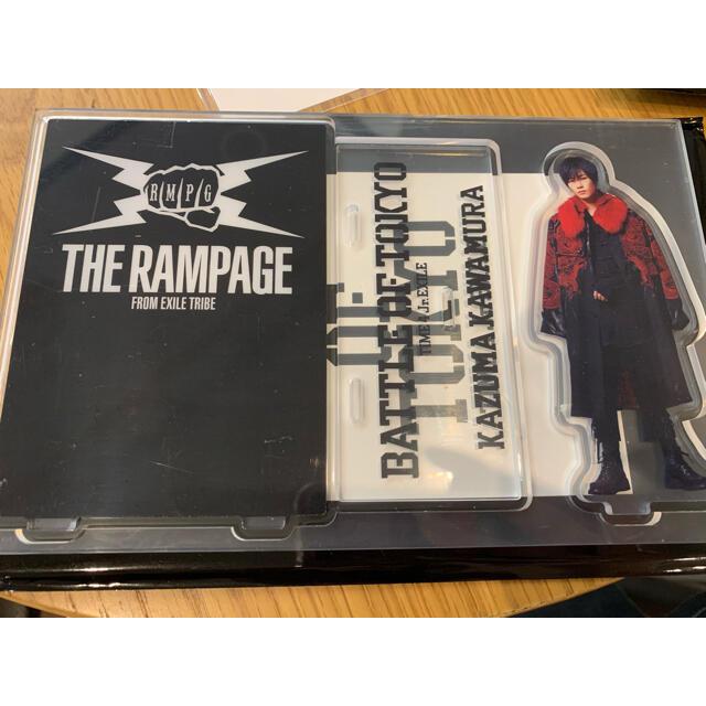 THE RAMPAGE(ザランページ)の川村壱馬 アクスタ BOT エンタメ/ホビーのタレントグッズ(アイドルグッズ)の商品写真