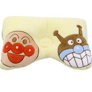 西川 - 東京西川 幼児のために開発されたこども用枕 アンパンマン イエロー