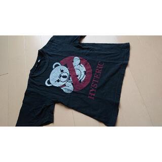 ジョーイヒステリック(JOEY HYSTERIC)のJOYヒステリックグラマー ファックベア  BIG Tシャツ  サイズ110  (Tシャツ/カットソー)