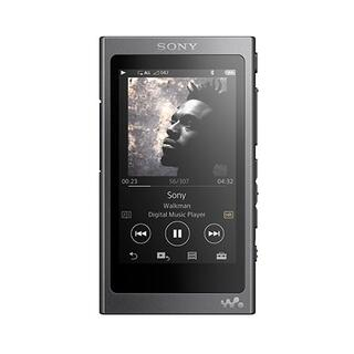 SONY - ★人気 SONY NW-A35 16GB 高音質 ハイレゾ ウォークマン 黒