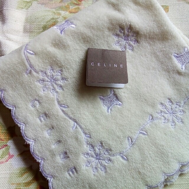 celine(セリーヌ)のセリーヌ タオルハンカチ セット レディースのファッション小物(ハンカチ)の商品写真