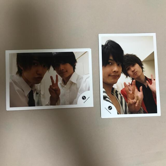 Johnny's(ジャニーズ)の松村北斗♡ジェシー公式写真 エンタメ/ホビーのタレントグッズ(アイドルグッズ)の商品写真
