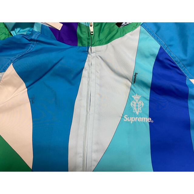 Supreme(シュプリーム)の Supreme®/Emilio Pucci® Sport Jacket メンズのジャケット/アウター(ナイロンジャケット)の商品写真