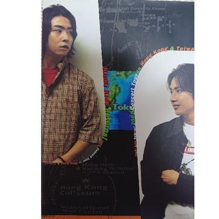 キンキキッズ(KinKi Kids)のKinKi Kids returns! 2001 concert tour in(アート/エンタメ)