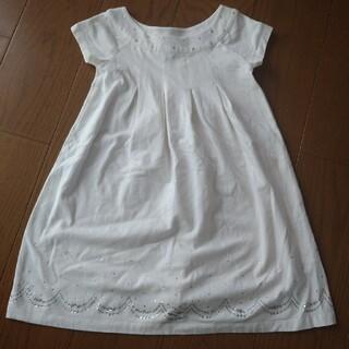 モナリザ(MONNALISA)のマ・メール 110〜120cm程度(ワンピース)