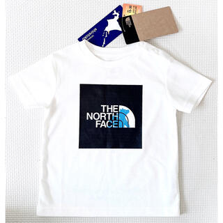 THE NORTH FACE - 定価3,850円【新品タグ付】★ノースフェイス★半袖Tシャツ★90