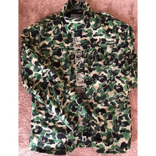 A BATHING APE - A BATHING APE × UNDEFEATED  ジャケット エイプ