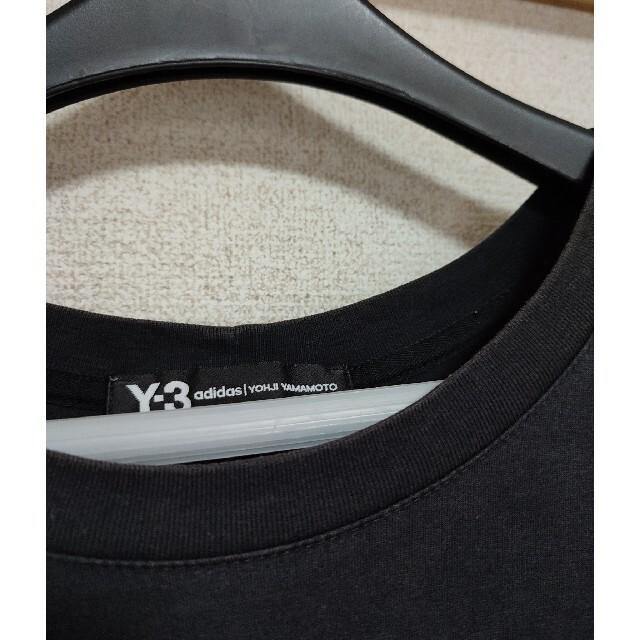 Y-3(ワイスリー)のY-3 18ss 15周年Tシャツ M ブラック メンズのトップス(Tシャツ/カットソー(半袖/袖なし))の商品写真
