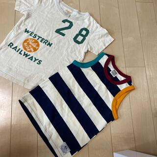 F.O.KIDS - Tシャツとタンクトップ(新品)2枚セット